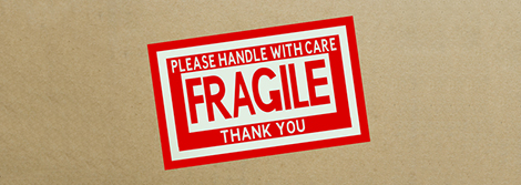 Shipping Fragile Items